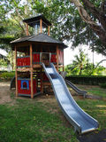Children playground in park. Children playground in the park Stock Images