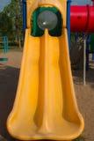 Children playground in park Stock Image