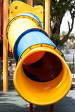 Children playground in park Royalty Free Stock Photo