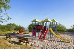 Children playground. Stock Photography