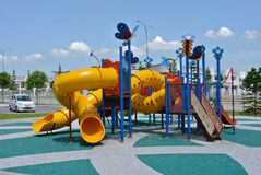 Children Playground in Seremban Royalty Free Stock Images