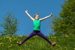 Children on the playground Stock Image