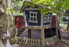 Free Children Playhouse Royalty Free Stock Photos - 54065718