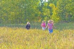 Children playing. Royalty Free Stock Image