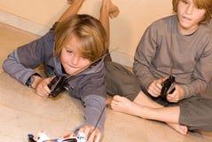 Children playing royalty free stock image
