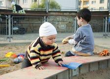 Free Children Playing Stock Photo - 25039780