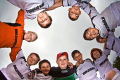 Children playing football Royalty Free Stock Photo