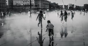 Children Playing Royalty Free Stock Photo