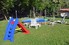 Children pool Stock Images