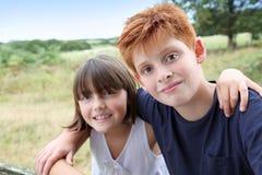 Children portrait Royalty Free Stock Photos