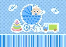 Children postcard Stock Images