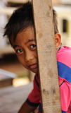 Children in Poverty Stock Images