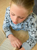 Children Reading Royalty Free Stock Photo