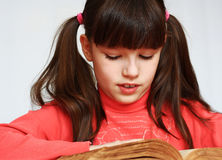 Children and reading. Stock Image