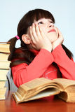 Children and reading. Stock Photos