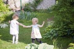 Children rejoice Royalty Free Stock Images