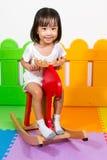 Children Riding Trojan Stock Images