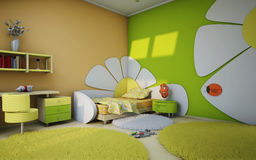 Children room Stock Photos