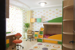 Children room stock photo