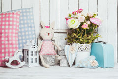 Children room decor Royalty Free Stock Photo