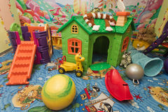 Children room Stock Image