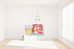 Children room with toys Stock Image