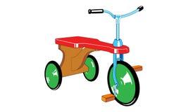 Children rowerowi Zdjęcie Stock