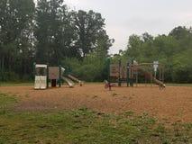 Children& x27; s公园 免版税库存图片