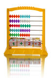 Children's abacus Royalty Free Stock Images