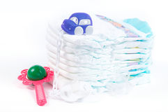 Children's accessories Stock Images