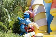 Children's amusement park Royalty Free Stock Images