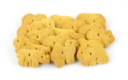 Children's animal crackers Royalty Free Stock Photos