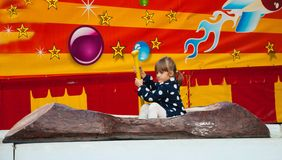 Children's attractions Royalty Free Stock Photography