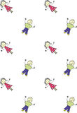 Children's background Royalty Free Stock Images