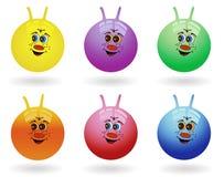 Children's balls Royalty Free Stock Image