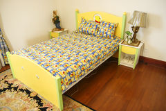 Children's bed Royalty Free Stock Image