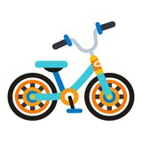 Children s bicycles. Children s transport. Tricycles royalty free illustration