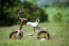 Children's bikes Stock Image