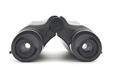 The children's binocular Stock Photography