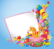 Children's birthday Royalty Free Stock Photo