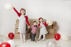 Children's birthday Stock Photos