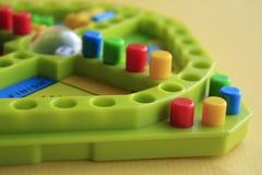Children's board game Stock Photo