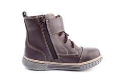 Children's boot Royalty Free Stock Photo