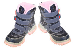 Children's boots Stock Image