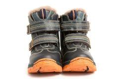 Children's boots Stock Image