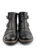 Children's boots Royalty Free Stock Images