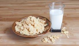 Children's breakfast Stock Photography