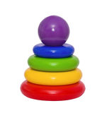 Children's bright toy Royalty Free Stock Photos