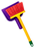 Children's broom and dustpan Stock Photos