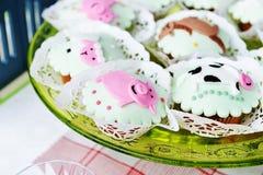 Children's Cakes Royalty Free Stock Image